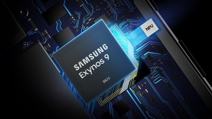 Samsung Exynos 9820
