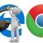 Microsoft se rinde ante Chrome: copiará el ADN del navegador de Google y despertó durísimas críticas de Firefox