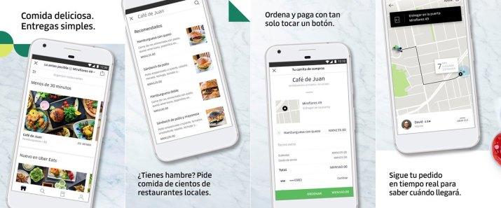 Uber Eats Argentina