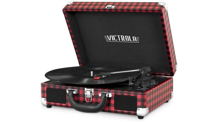 Vitrola Suitcase