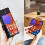 Mate X: Huawei tiene su celular plegable y elige que sea de una sola pantalla flexible