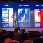 El portfolio de celulares Nokia para 2019 arranca en u$s35: precios y características