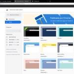 Adiós al gris en Chrome: Google presentó 14 temas oficiales para poner color al navegador, incluido el modo oscuro
