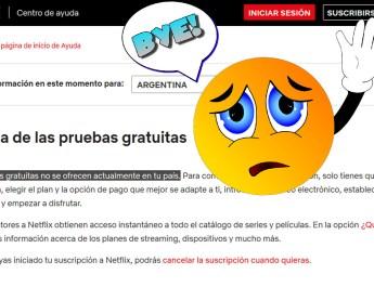 Netflix mes prueba gratis