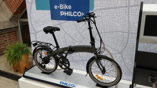 Bicicleta electrica Philco