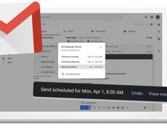 Programar horario Gmail