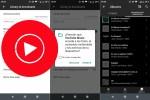 Con límites, YouTube Music permite escuchar la música almacenada en tu dispositivo móvil: hacia el fin de Google Play Music