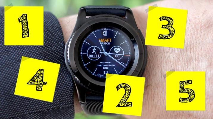 Ranking smartwatch