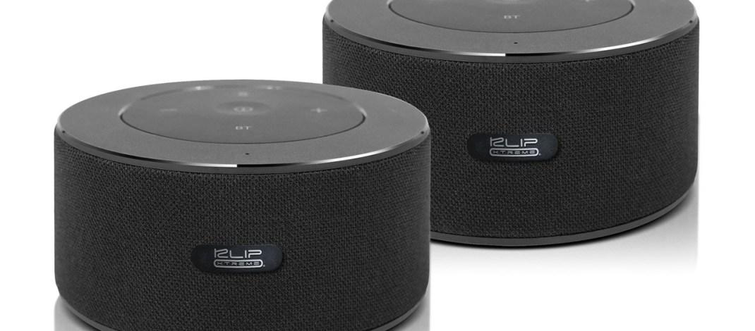 Zound360: Klip Xtreme presentó en Argentina un set de parlantes inalámbricos con audio omnidireccional