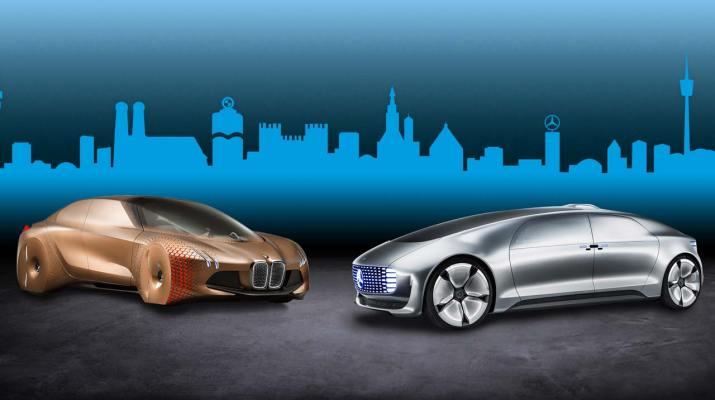 BMW Mercedes-Benz