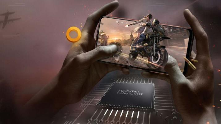 Celular gamer Mediatek