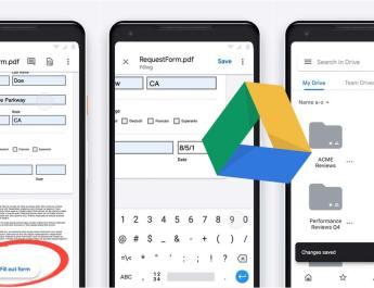 Completar PDF Google Drive-