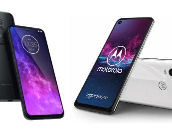 Motorola One Zoom One Action