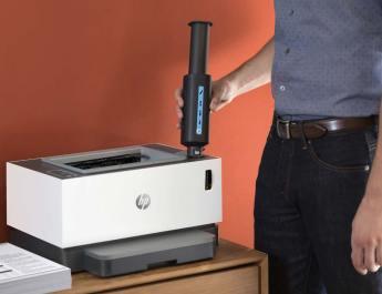 HP NeverStop Laser 1000