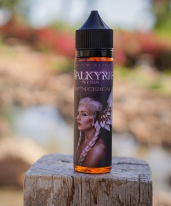 Cap'N Cereal Valkyrie Blends Egypt | cereal vape with sweet crunchy berries and milk, we are sure that this accurate replication of your favorite breakfast