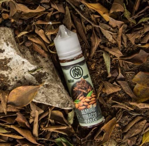 Almond Tobacco MTL Dollar Blends E Liquid