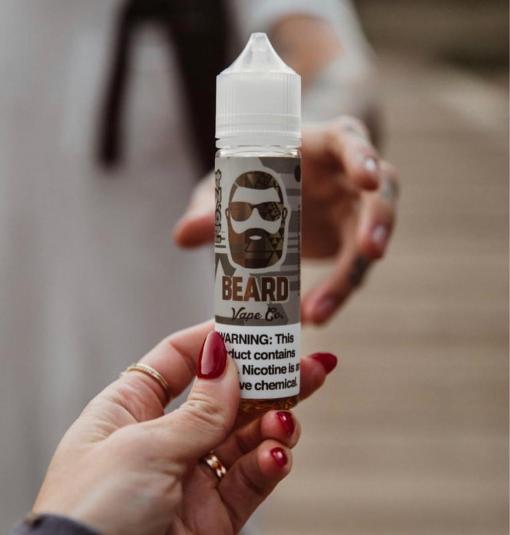 No. 24 Salted Caramel Malt-Beard Vape Co-60ml
