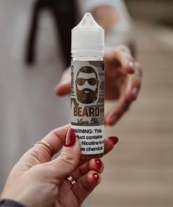 No. 24 Salted Caramel Malt-Beard Vape Co-60ml