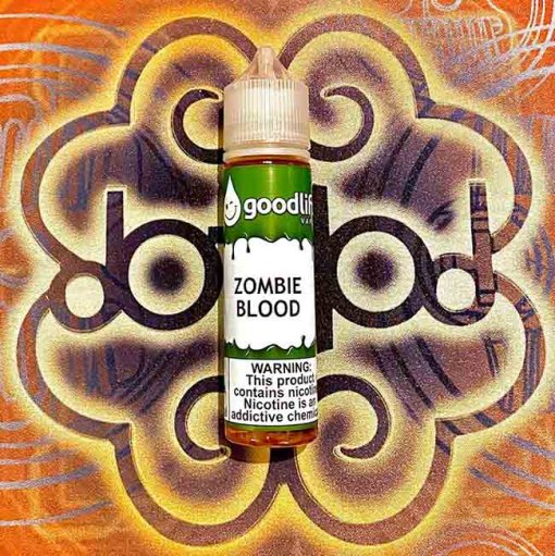 Zombie Blood MTL-Good Life Vapor-60ml