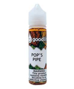 Pop's Pipe-Good Life Vapor-60ml