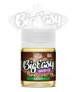 Biscotti MTL Big Easy Bakery-60ml