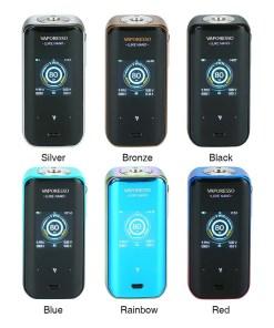 Vaporesso Luxe Nano 80W MOD 2500mAh Colors