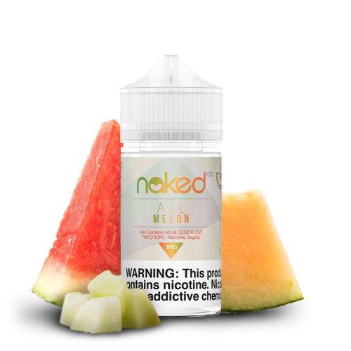 Naked 100 All Melon eLiquid 60ml