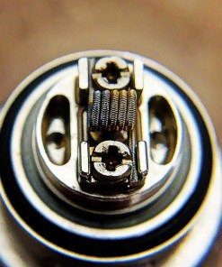 CAPTAIN COILS MTL ALIEN (2pcs)