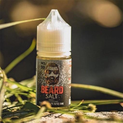 Beard Salts No. 00 Sweet Tobaccoccino 30ml