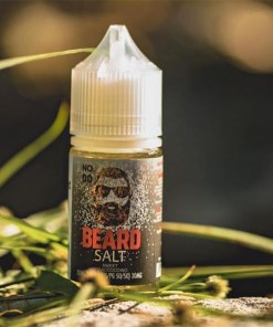Beard Salts No. 00 Sweet Tobaccoccino 30ml