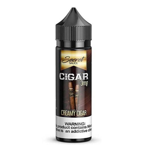 Secret Sauce Cigar MTL E Liquid 60ml