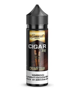 Secret Sauce Cigar MTL E Liquid 60ml