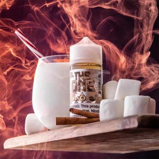 The One Marshmallow Milk eLiquid 100ml