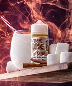 The One Marshmallow Milk eLiquid 100ml