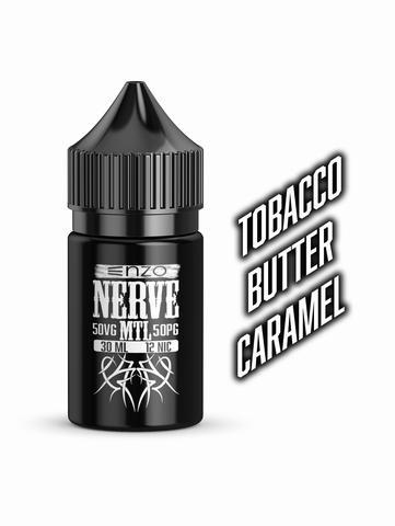 Tobacco Butter MTL Enzo E Liquid 30ml
