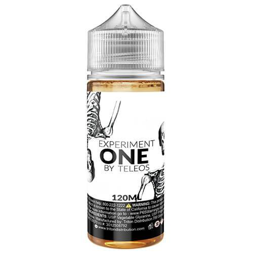 Experiment One By Teleos 120ml