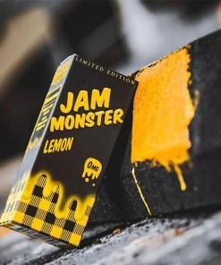 Jam Monster Lemon eLiquid 100ml