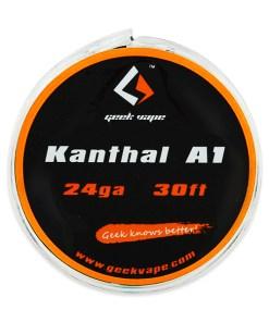 Kanthal A1 Wire 24,26,28ga- 30 feet-GeekVape
