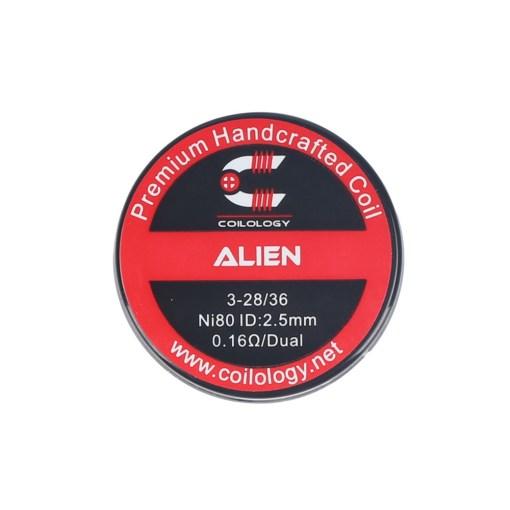 Coilology Alien Coils 2 pieces 0.16 ohm