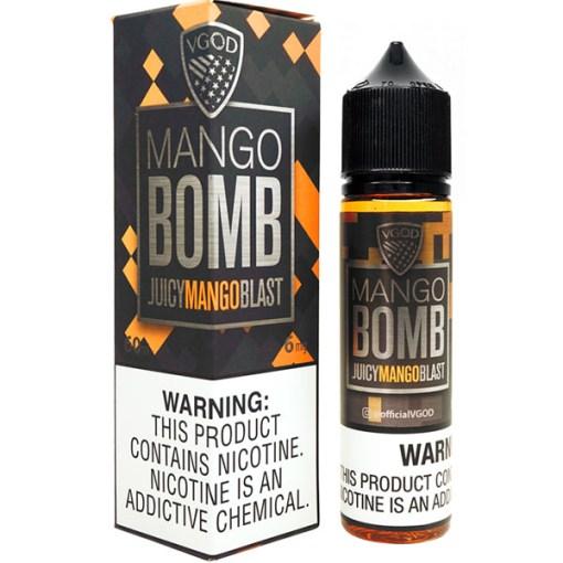 VGOD Mango Bomb eLiquid 60ml