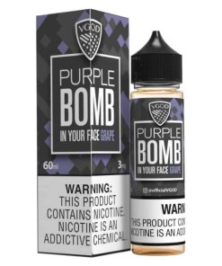 VGOD Purple Bomb eLiquid 60ml