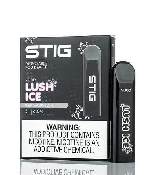 VGOD STIG Disposable Pod LUSH ICE 1pcs