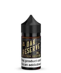 OAK Reserve Salt Southern Tobacco Custard E-Liquid