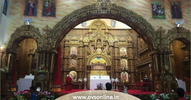 Renovated St Mary's Orthodox Syrian Cathedral, Brahmavar consecrated
