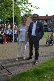 Oranjefeest 2015 + huldiging Remy Bloem 007