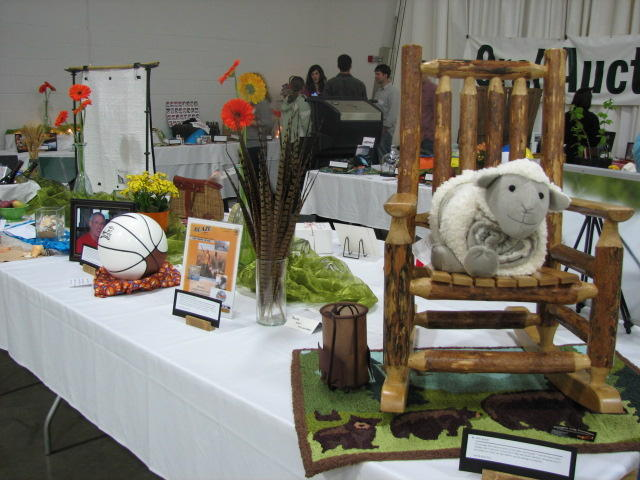 Oregon Women for Ag Auction