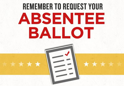 Deadline to Request Absentee Ballots Nears for the February 13th Election