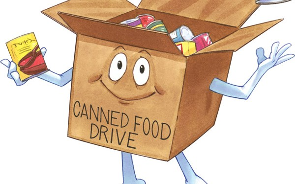 Owasso FOR 6th Grade Football Hosting Food Drive thru Friday