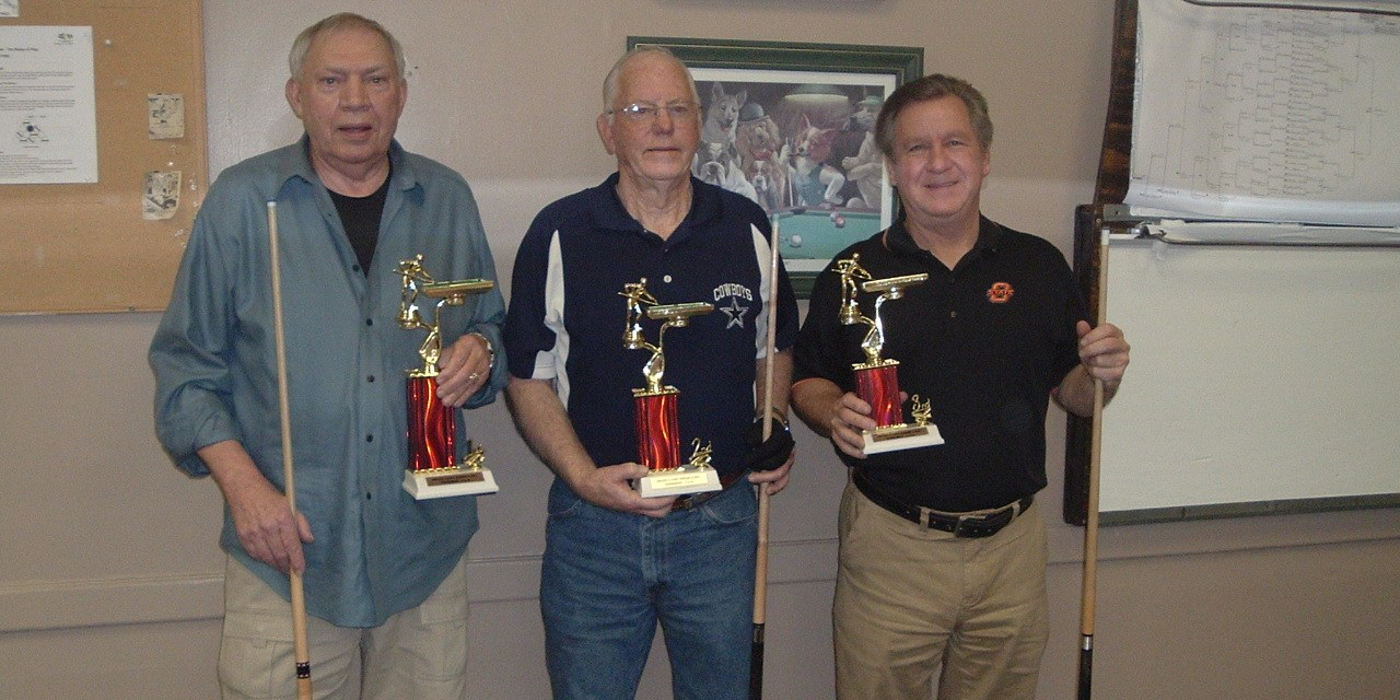 Senior Pool Tournament for the Four State Region Pool Association was Hosted by the Owasso Community Center