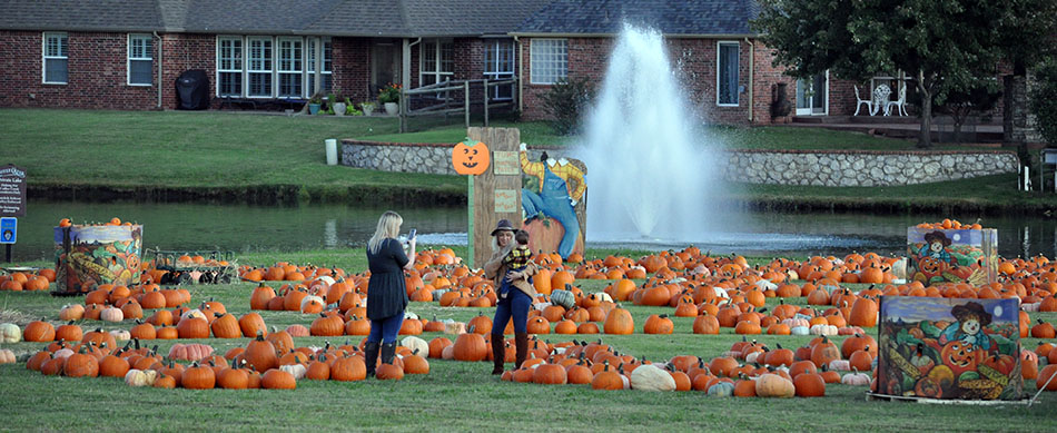 """Owasso """"Pumpkin Patch for Mission"""" is now Open"""